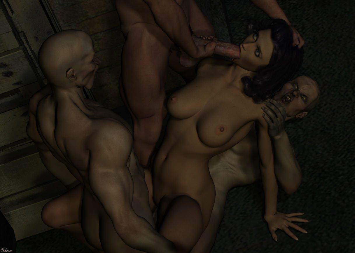 Порно 3д Изнасилования Групповое