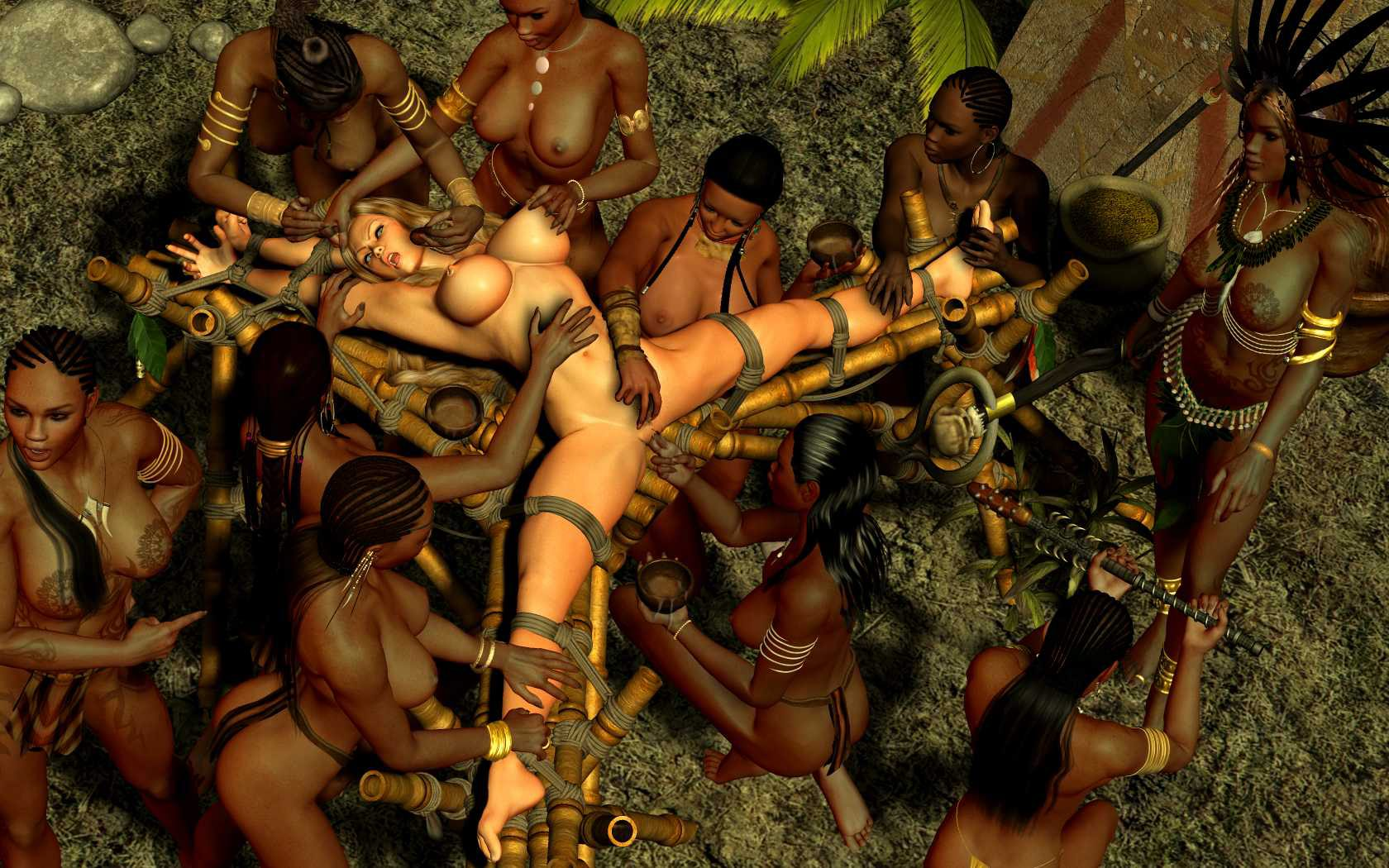 African slave fantasy porn galleries