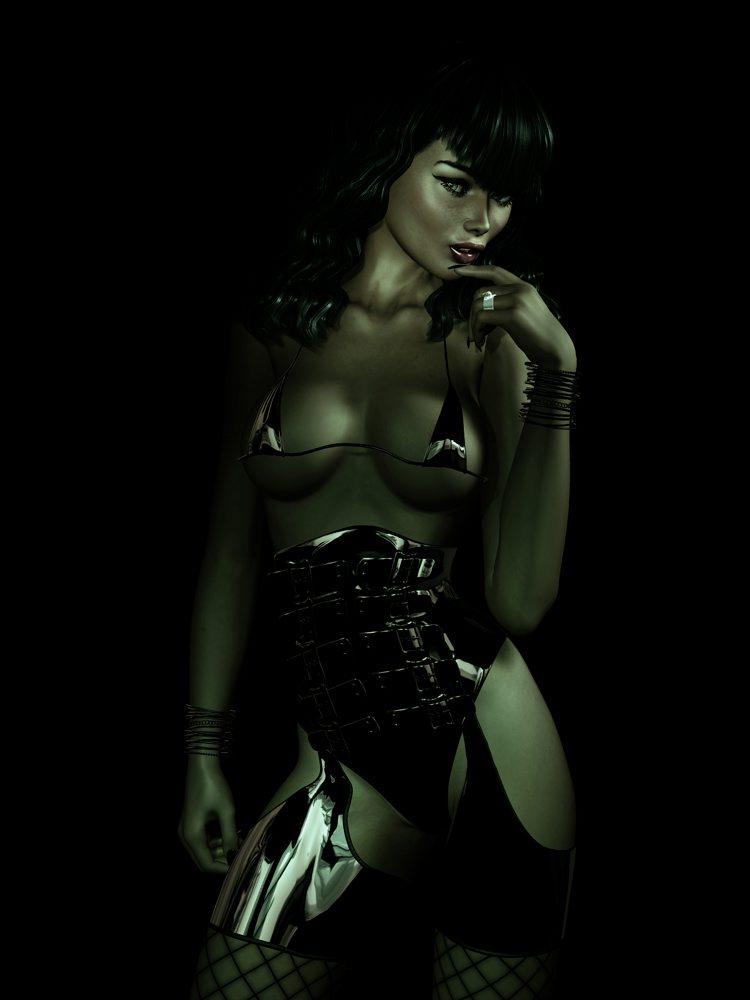 Gothic Sex Game 83