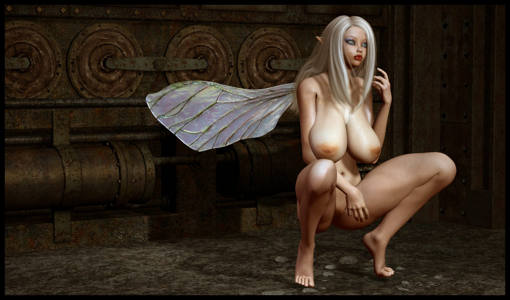 Naked fantasy creatures xxx photos