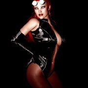 Babes in the sexiest outfits you could imagine - latex, corsets, lace and lingerie.