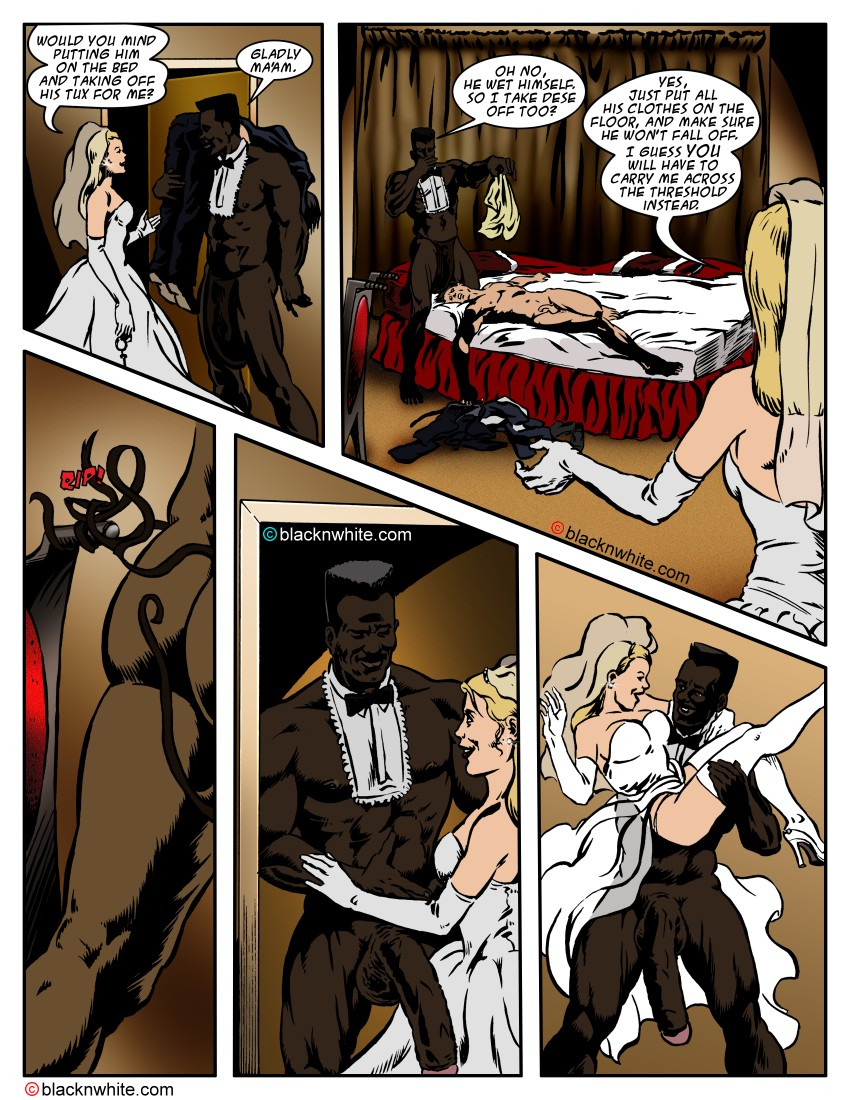 hardcore interracial sex comics