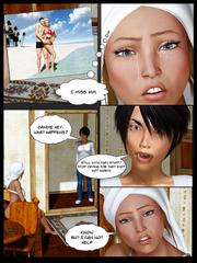 Interracial sex first time