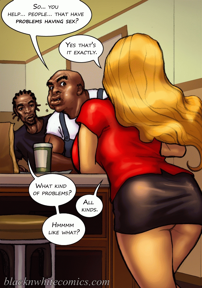 Black people having sex comic images 104