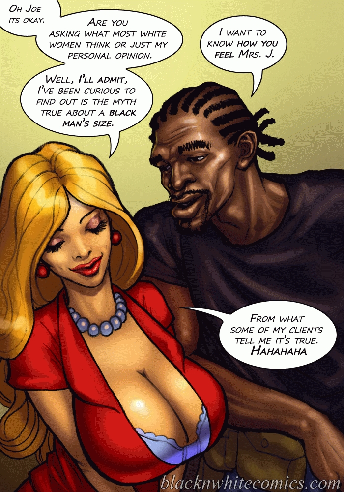 Black Goddess White Guy