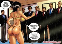 Housewives of Beaverton - hot interracial comics