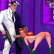 Batman drawn porn bitches pics