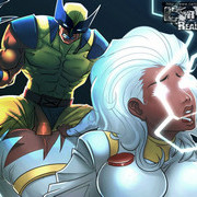X-Men cartoon sex pics