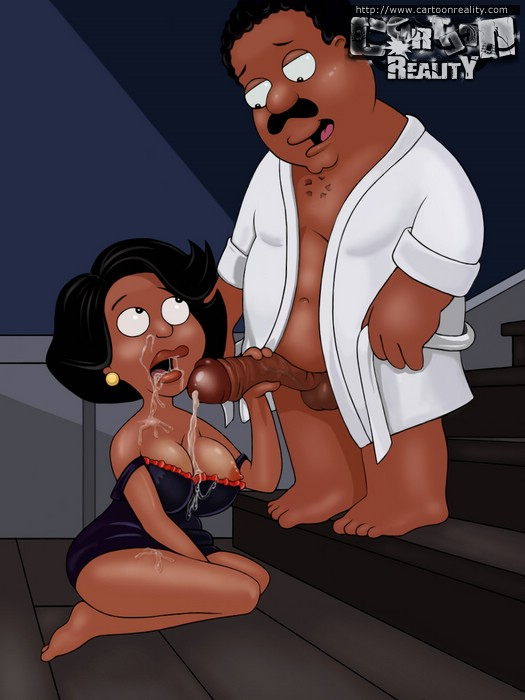 Cum In Cartoon Porn - Cleveland Black Cock Porn Pictures