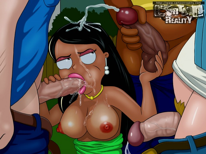 cleveland brown wife Porn