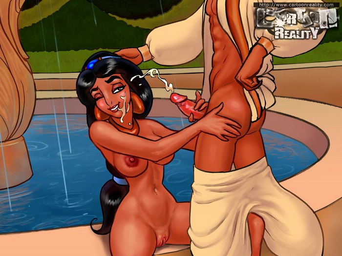 Jasmine hot disney sex