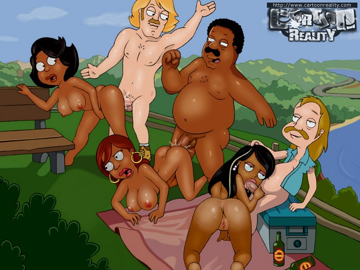 cleveland brown sex