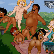 Cleveland cartoon porn models fucked
