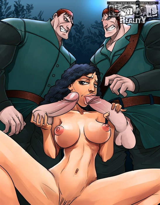 Cartoon xxx porn pictures