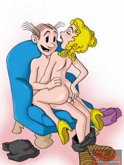 cumshot babes cartoon sex pics