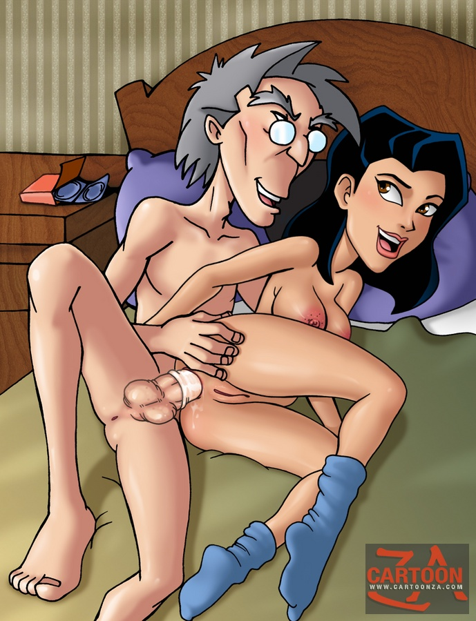 chan sex Jackie cartoon