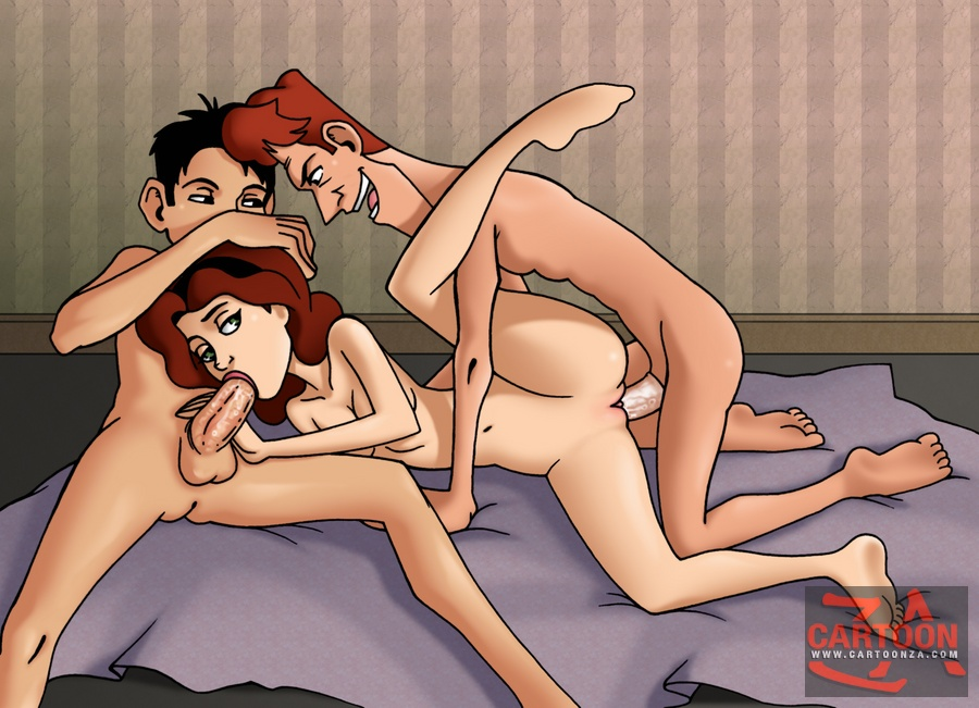 All free cartoon sex