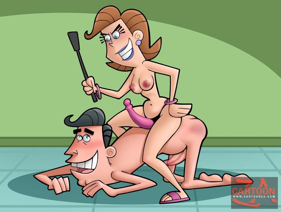 Wanda cosmo turner und nackt mrs Cosmo Cosma