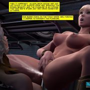 Adult  lezdom sex comics - Blade Maidens