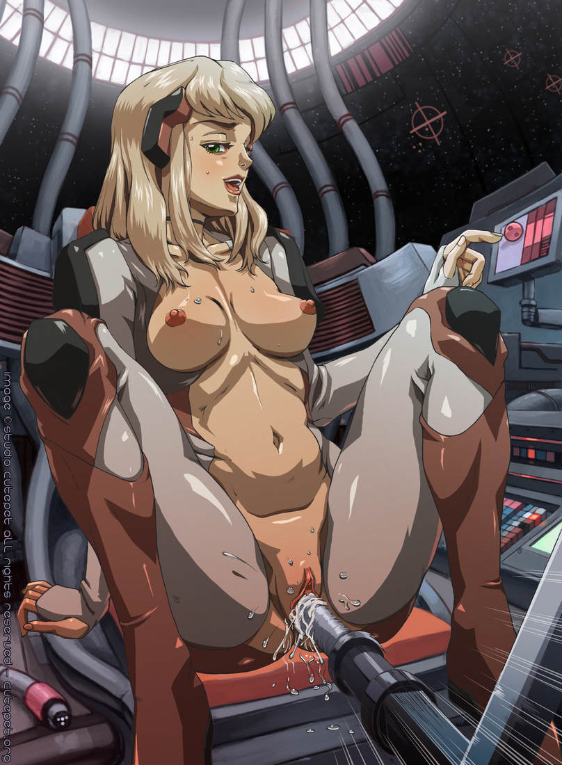 Anime gefickt