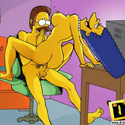 Awesome Simpsons cartoon xxx