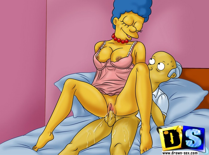 Simpsons Ficken