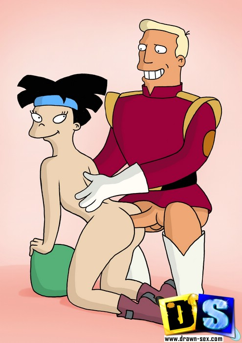 American cartoon porn and amy from futurama adult