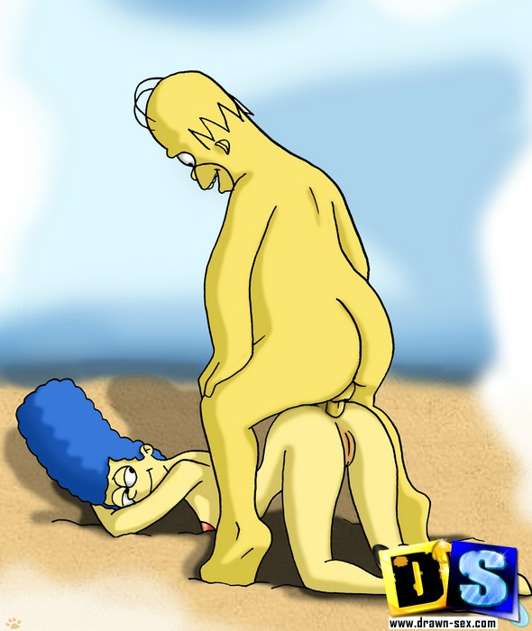 Krabappel naked with dildo Mrs