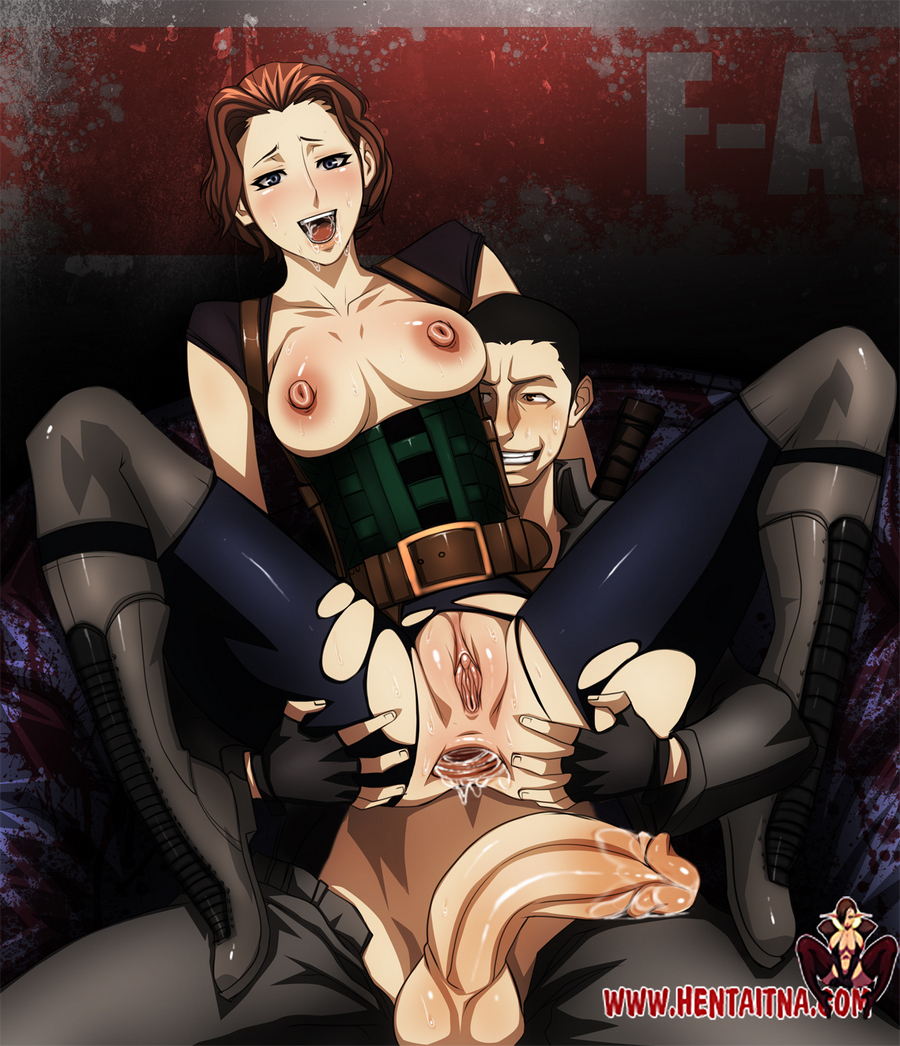 Naked resident evil toon picture gallery sexy photo