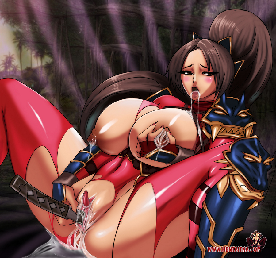 Think, Soul calibur porn