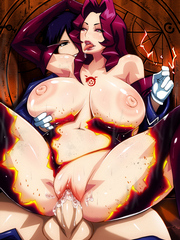 Fullmetal Alchemist anime porn