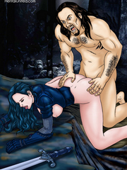 Fantaisie sexe médiéval