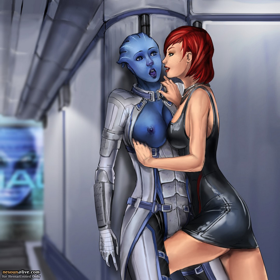 Girl shepard female hentai adult picture