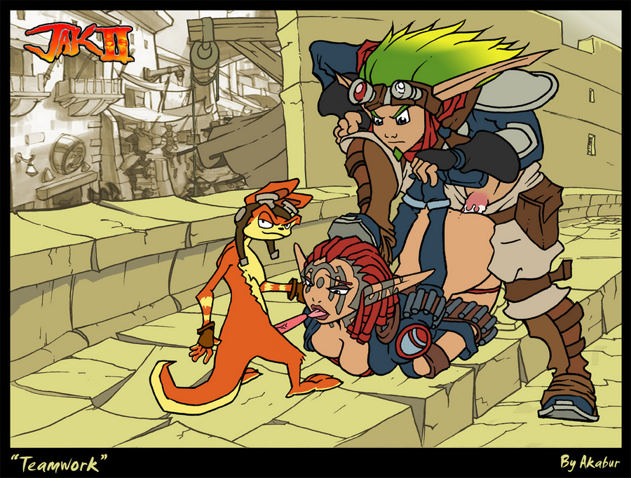 Jak and daxter free sex images