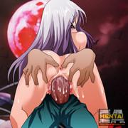 Kinkier Rosario to Vampire hentai