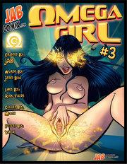 Hot drawn girls in adult JAB comics