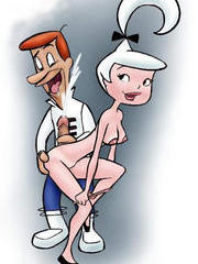 Jetsons Scooby-Doo adult comics