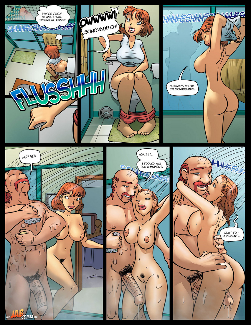 Sexy cartoon sex comics