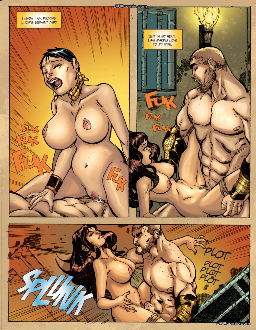 Kinky erotic comics final