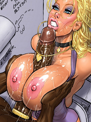 Sex comics with hot cuties nailed