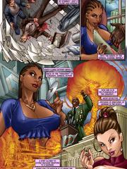 Kinky adult comics