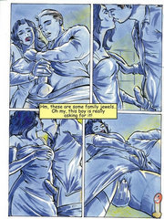 Comics where girl is fucked by black
