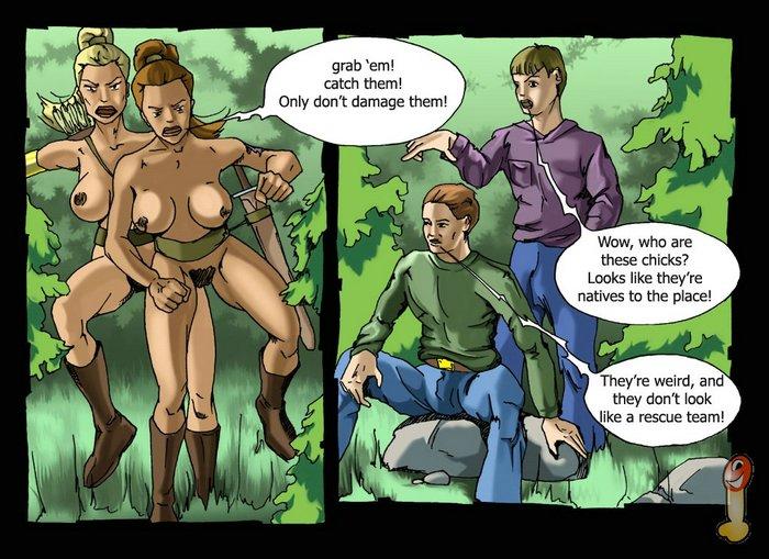 амазонки порно рассказы