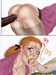See adult comics with hot chicks