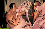 Hot interracial adult comics right here