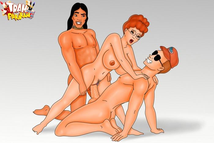 Cartoon Group Sex Porn Pics - Winx Cumshot