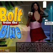 Bolt From The Blue - threesome sex