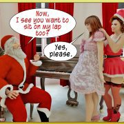 Groupie Christmas Miracle Sex