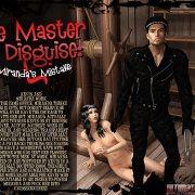 Master and a slave plus dildo - makes BDSM