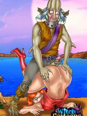 Free porn cartoon Dat ass 9